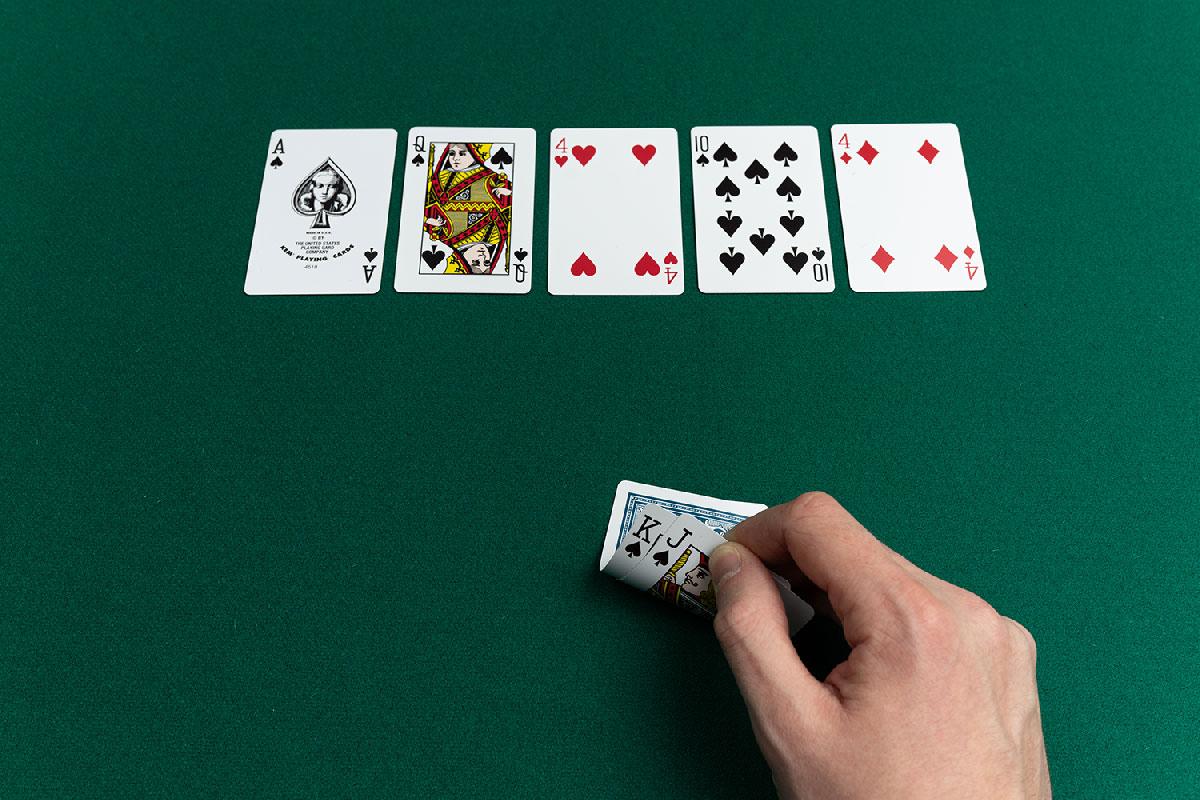 Trik Menang Texas Hold'em